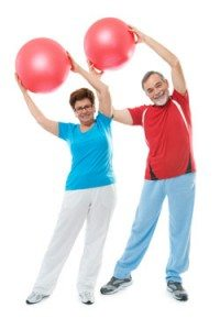 older-couple-exercising