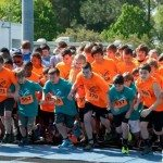 Windsor Wildcat Kids in 5K Race